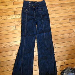 NWOT Younique High Waist Jeans